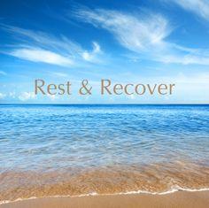 restful seashore